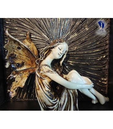 تابلو پلی استر طرح فرشته کوچک 3-تصویردوم