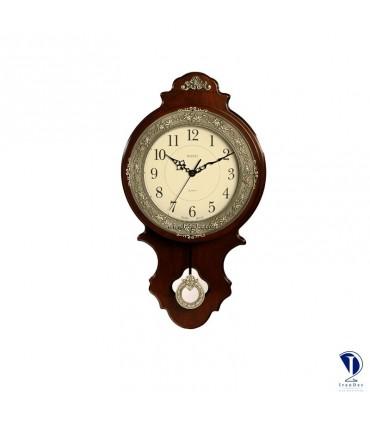 ساعت دیواری چوبی والتر کد PU7781