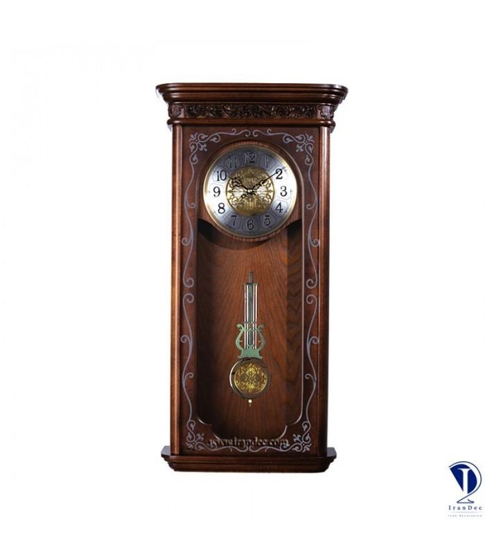 ساعت دیواری چوبی والتر کد K7768