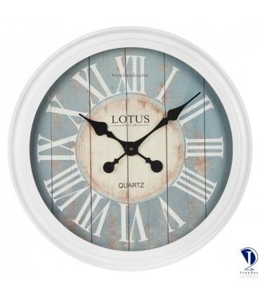 ساعت دیواری Lotus کد 16005
