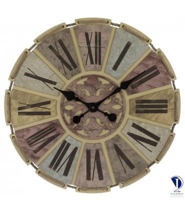 ساعت دیواری آمریکایی لوتوس کد 3303