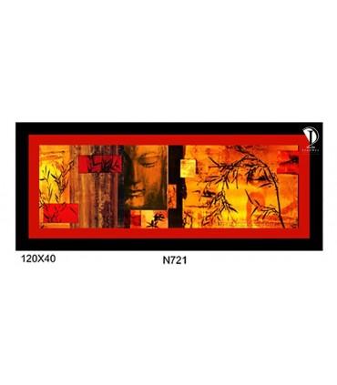 تابلو طرح نقاشی کد N721