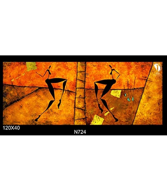 تابلو طرح نقاشی کد N724