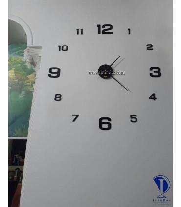 ساعت دیواری تیکه ای