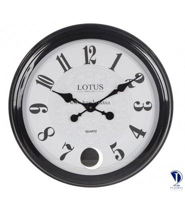 ساعت دیواری لوتوس کد 16009