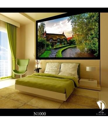 تابلو طرح طبیعت کد N1000