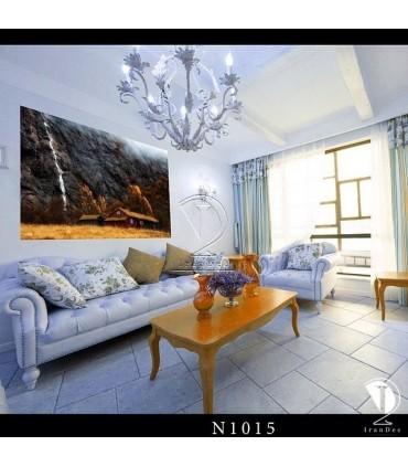 تابلو طرح طبیعت - کد N1015