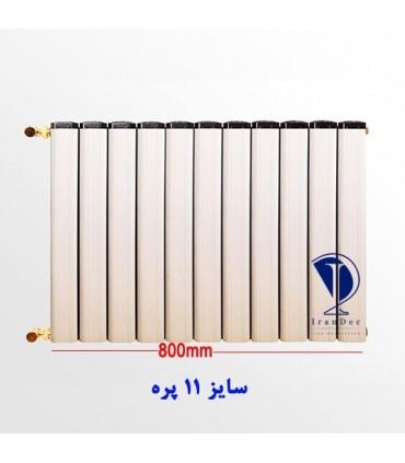 رادیاتور پره ای آلمینیومی مدل اکوپایونیر ECO PINEER