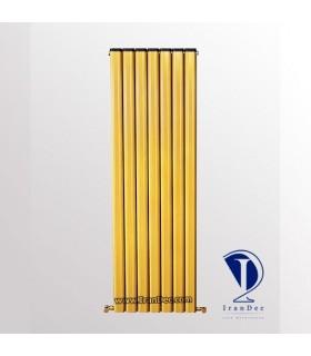 رادیاتور رنگ طلایی