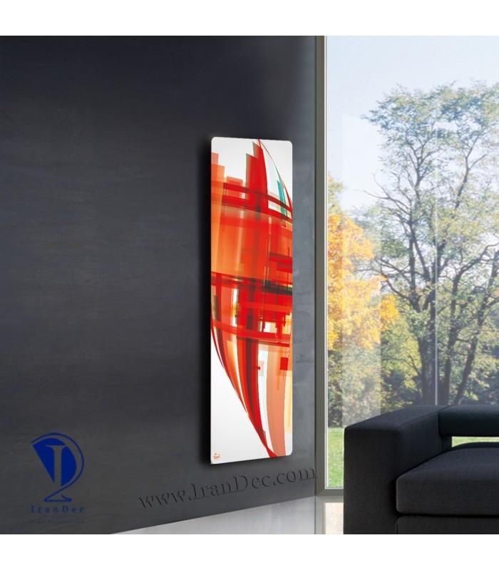 رادیاتور شیشه ای آترین مدل A101