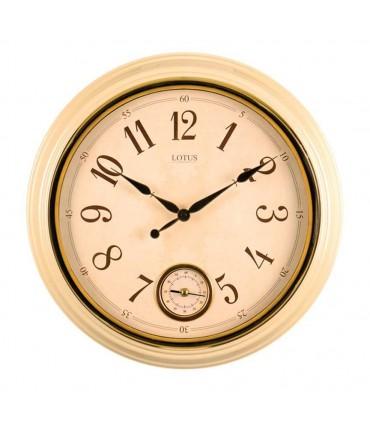 ساعت دیواری لوتوس کد 3011