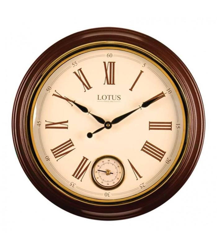 ساعت لوتوس فلزی