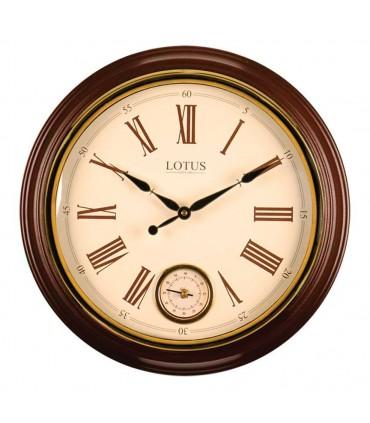 ساعت دیواری لوتوس کد 3012