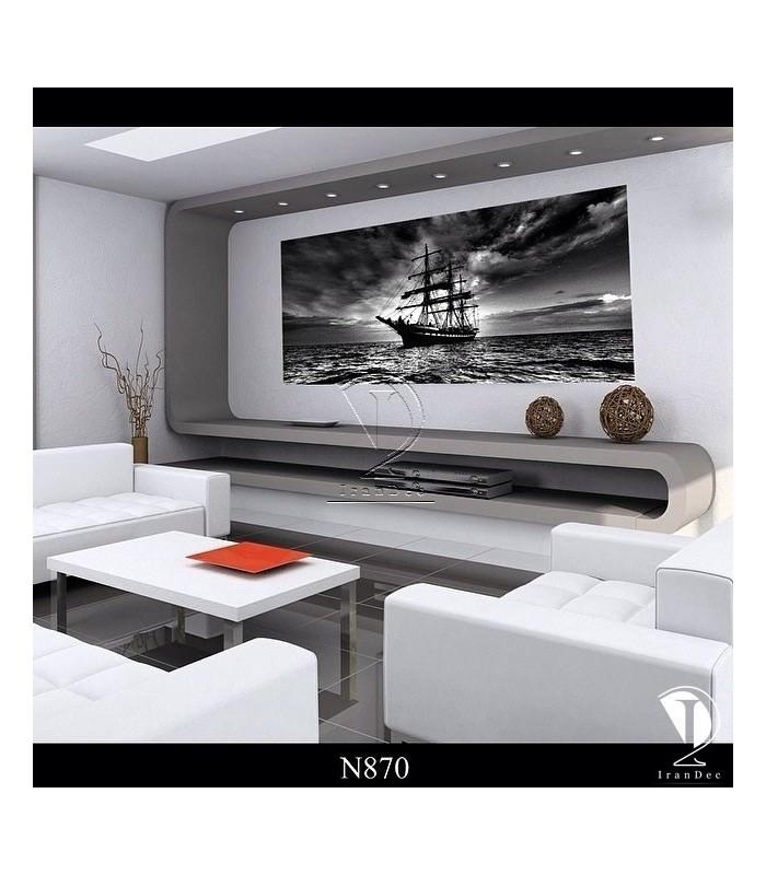 تابلو کشتی کد N870