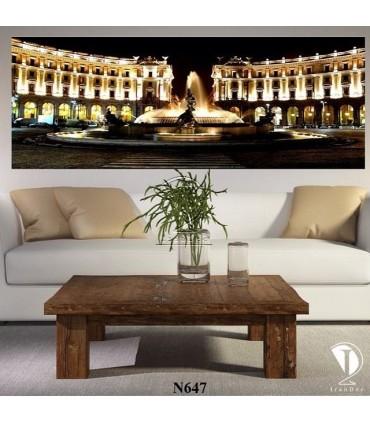 تابلو میدان Piazza della Repubblica کد N647