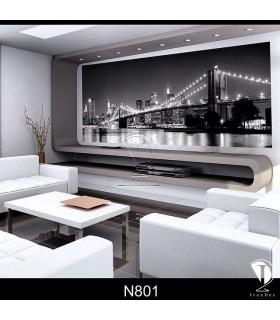 تابلو پل بروکلین کد N801