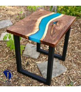 میز جلو مبلی چوب