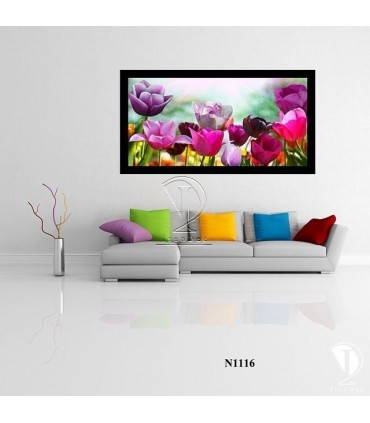 تابلو گل : کد N1116