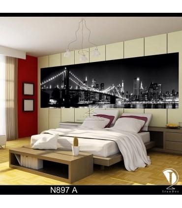 تابلو پل بروکلین کد N897 A