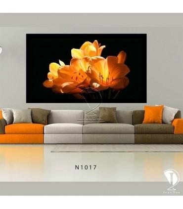 تابلو گل : کد N1017