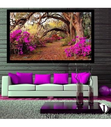 تابلو طبیعت فوق العاده زیبا : کدN1140