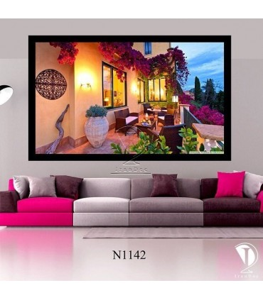 تابلو خانه لاکچری : کدN1142