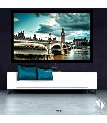 تابلو برج بیگ بن لندن: کد N984