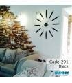 ساعت دیواری مدرن کد 291
