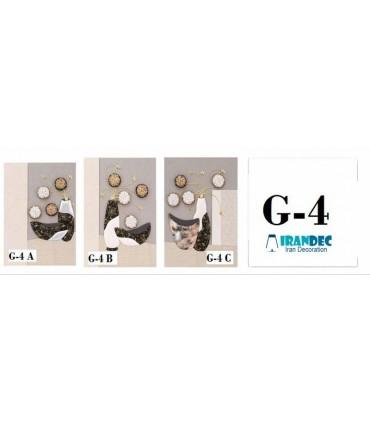 تابلو چرمی کد G-4