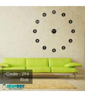 ساعت دیواری مدرن کد 294