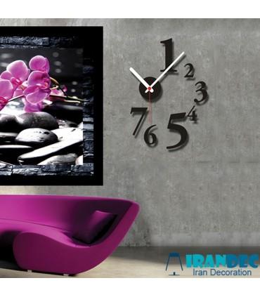 ساعت دیواری مدرن کد 295