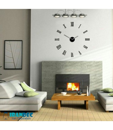 ساعت دیواری عدد یونانی