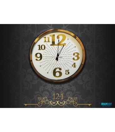 ساعت دیواری کد 124