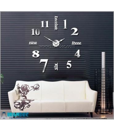ساعت دیواری مدرن کد 299