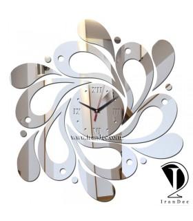 ساعت دیواری مدرن -مدل گردباد