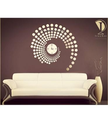 ساعت دیواری مدرن -مدل دایره ای