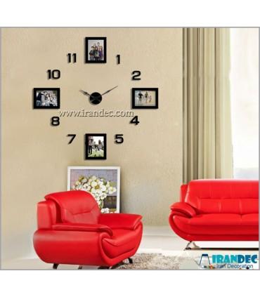 ساعت دیواری مدرن کد 306