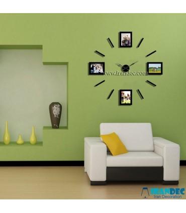 ساعت دیواری مدرن کد 307
